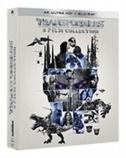 Transformers 5 Film Collection (5 4K Ultra HD + 5 Blu-Ray Disc)