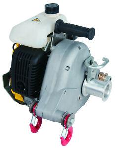 Gas Powered Portable Capstan Winch Model: EPGW5