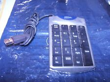 Travel Solutions Slim USB Numeric Keyboard