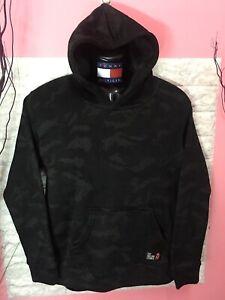 Sweater Hoodie Camo Rolling Stone