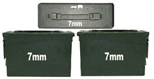 "7mm Ammo Box(decals) Two 4""x1.5 One 2""x0.75"" No Box Included"