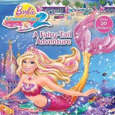 A Fairy-Tail Adventure (Barbie) (Pictureback(R)) by Man-Kong, Mary, Good Book