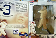 Babe Ruth McFarlane Cooperstown Collection Collector's Edition In Box