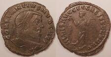 Constance I Chlore (293-306, Follis Carthage, SALVIS AVGG ET CAESS FEL KART!