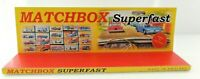 Matchbox Superfast / Display for Matchbox classic Car and Truck