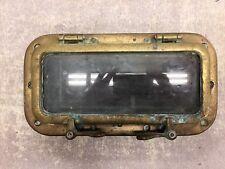 Bronze Port Lite Od Is 14 7/8 X 7 7/8