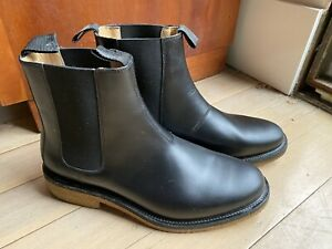 Arket Leather Chelsea Boots Men's