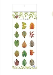 Stickers  - Autumn Leaves ST219B