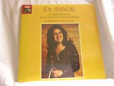 IDA HAENDEL Classical Recital Geoffrey Parsons 180 gram vinyl SEALED LP