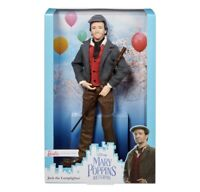 Disney Mary Poppins Returns. Jack the Lamplighter Barbie Signature Doll *NEW*