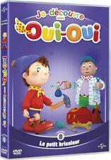 Je découvre avec Oui-Oui volume 8 Le petit bricoleur DVD NEUF SOUS BLISTER