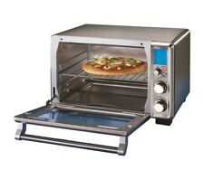 Oster Digital Stainless Countertop Turbo Convection Toaster Oven TSSTTVDFL1Gp