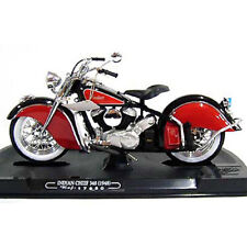Guiroy #17650 1/10 Indian Chief 384 (1948) / Black-Red Diecast Model