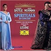 Kathleen Battle - Spirituals in Concert (Live Recording, 1991) cd ex condition
