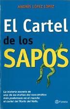 El Cartel de los Sapos (Spanish Edition)-ExLibrary