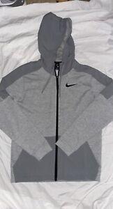 Nike Grey Jacket Mens Small