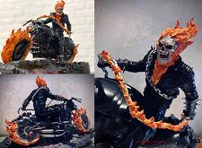 Private Custom 1/10 Scale Ghost Rider Resin Statue 14'' High Model INSTOCK