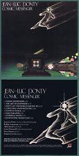 """Jean-Luc Ponty """"Cosmic messenger"""" otto canzoni-fabbrica di 1978! Fusionjazz! e"""