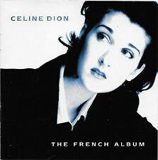 The French Album by Céline Dion CD May 1995 550 Music