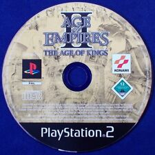 PS2 - Playstation ► Age Of Empires II: The Age Of Kings ◄