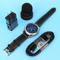 Samsung Gear S3 Classic SM-R770 Wi-fi Bluetooth Smart Watch w/ Leather Band
