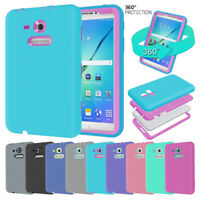 Shockproof Rubber Case Hybrid Hard Case Cover For Samsung Galaxy Tab E 8.0
