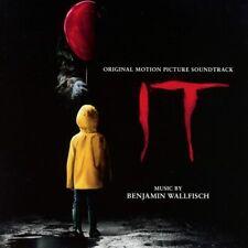 IT - ORIGINAL SOUNDTRACK - CD - Music by Benjamin Wallfisch *Brand New & Sealed*