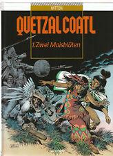 Quetzalcoatl Hardcover Comic Nr. 1 - 7 zur Auswahl Kulteditionen / Finix