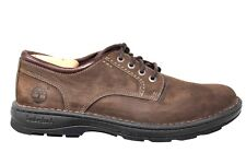 Timberland Earthkeepers City Endurance Brown Nubuck Oxfords Mens Size 11.5M