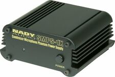 ✈ Nady Smps-1X 1-Channel 48V Phantom Power Supply For Condenser Microphones Gear