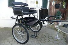 KUFA-Kutschen, exklusiver Sulky, Gig, Freizeitkutsche  Kutsche Einzelradfederung
