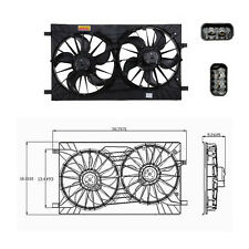 Cooling Fans & Kits for Jeep Patriot | eBay on jeep patriot stereo wiring, ford f100 wiring harness, jeep patriot trailer wiring diagram, jeep xj wiring harness, buick skylark wiring harness, jeep cherokee wiring harness, kia sportage wiring harness, pontiac fiero wiring harness, ford expedition wiring harness, ford f150 wiring harness, mercury mariner wiring harness, chrysler pacifica wiring harness, jeep radio wiring harness, hummer h2 wiring harness, honda s2000 wiring harness, geo tracker wiring harness, jeep cj wiring harness, jeep grand wagoneer wiring harness, jeep wrangler wiring harness, jeep commander wiring harness,