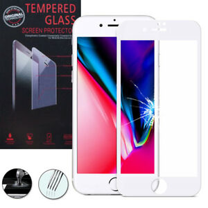 """Lot/Pack Film Toughened Glass Screen Protector For Apple IPHONE 8 Plus 5.5 """""""