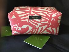 Kate Spade Medium Davie Cosmetic Bag-pnyplmorcd- NWT
