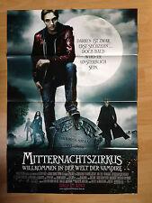 Filmposter * Kinoplakat * A1 * Mitternachtszirkus * 2010