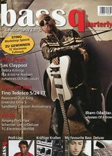 Bass Quaterly # 2011 5 -Shavo ODADJIAN / SYSTEM OF A DOWN- Sting workshop,...