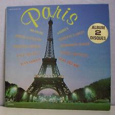 2 x 33T PARIS LP MISTIGRI LANGLOIS BOREL MAURIAT BAKER Tour Eiffel FESTIVAL 220