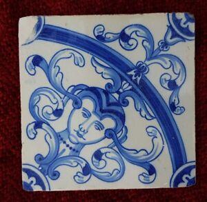 Antique 18/19th century Delft tile