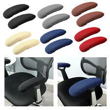 1 paio di copri braccioli elastici per sedie da ufficio