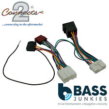 CT10MT01 Mitsubishi Bluetooth Parrot SOT Lead T-Harness ISO Adaptor Connects2