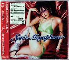 Sonic Megaphone - Karen (Japan  J-Pop CD) new & Sealed
