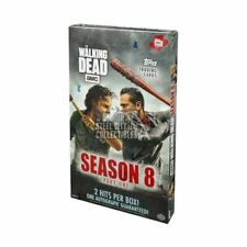 2018 Topps The Walking Dead Season 8 Trading Cards Part One