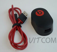 OEM Beats Charger Adapter 5V 2.1A Pill 2.0 Speaker With USB Charging Cable
