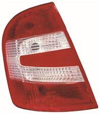 Skoda Fabia 2004-2007 Hatchback Rear Tail Light Lamp N/S Passenger Left