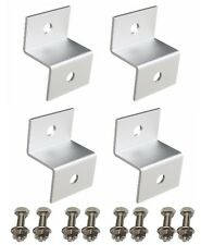 Z Bracket Solar Panel Fixing Mounting Brackets Set of 4 For All Solar Panels