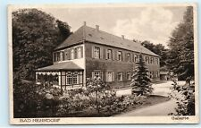 *Bad Nenndorf Gallerie Germany Vintage Postcard C71