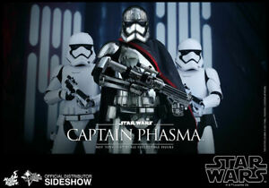 The Force Awakens Captain Phasma Sixth Scale Figure Hot Toys