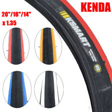 Kenda 60TPI Folding Bike Tyres 14/16/20*1.35 Stab-Resistant Bicycle Tire K1085