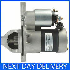 FITS NISSAN/RENAULT VARIOUS MODELS 1.6/1.8/2.0 PETROL 2006 ON NEW STARTER MOTOR