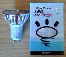 High Power Sharp LED Lightbulb GU10 4w(35w) 50,000 Hour